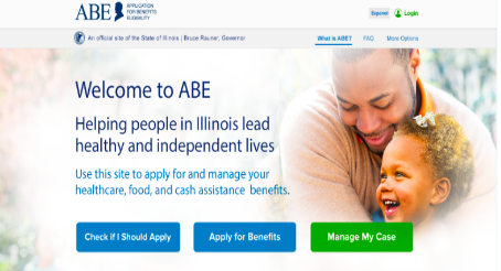 Manage My Case - Get Care Illinois